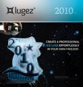 Lugez Ice Luge New Year's '2010' *CLEARANCE*