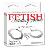FF BeginnerS Metal CuFFs