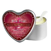 Heart Candles For Play  4.7oz.