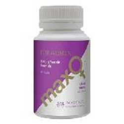 Bodcare - maxO Women, Professional strength Libido & Vitality Booster for Women