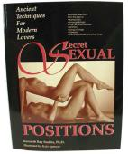 Secret Sexual Positions-Book