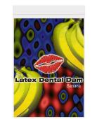 Latex Dental Dam - Banana
