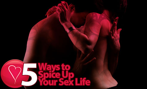 5 Ways to Spice it Up