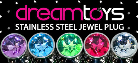 Dreamtoys Jewel Plug