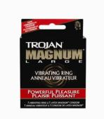 Trojan Magnum Vibrating Ring and Condom Kit