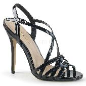 5 inches Heel Criss-Cross Strap Sandal