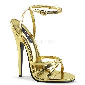 6 inches Wrap Around Knotted Strap Sandal