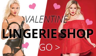 Valentine's Lingerie Shop