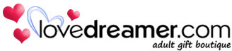 LoveDreamer Adult Gift Boutique and Online Sex Shops Logo