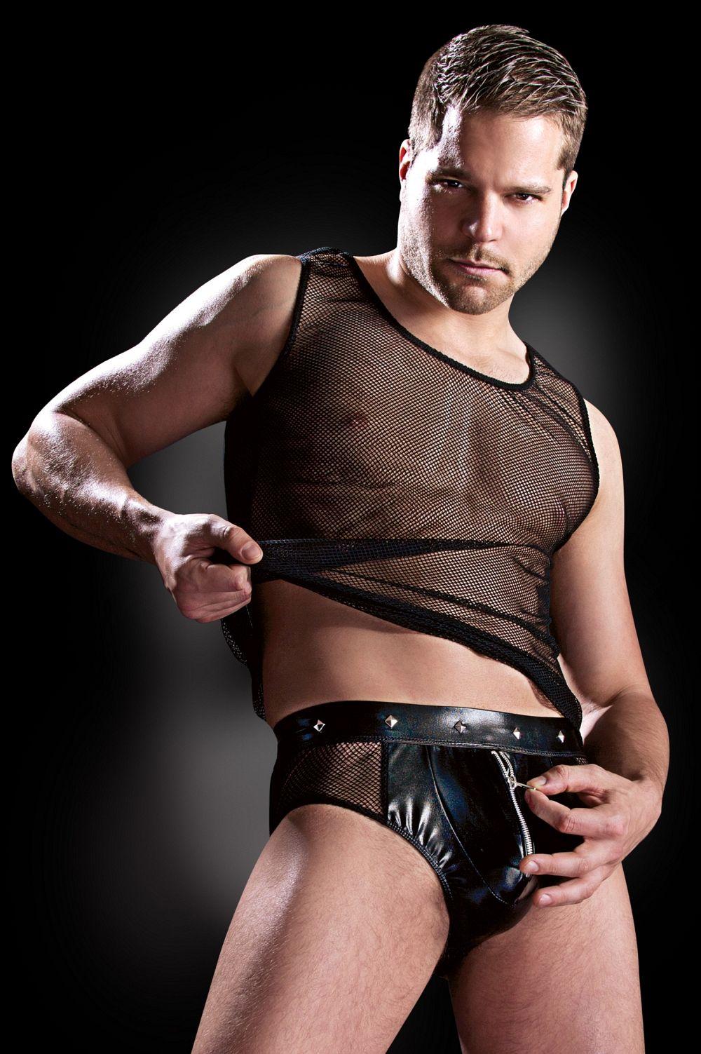 Фетиш мужское белье 15 фотография