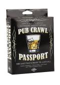 Pub Crawl Passport Drinking Game