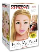 Pipedream Extreme Fuck My Face - Blonde