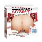 Pipedream Extreme Toyz Bad Girl Vibrating Ass