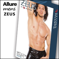 Allure Lingerie - Men's ZEUS- BOXED