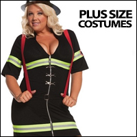 sexy plus sized adult costumes