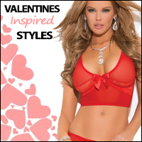 Elegant Moments - Valentine Styles