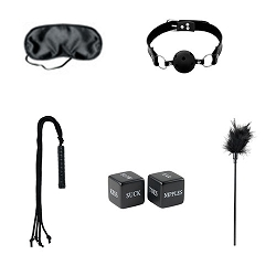 Fetish Fantasy Limited Edition First Time Fantasy Kit