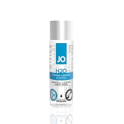 JO H2O Water Based Lubricant - 2.5oz