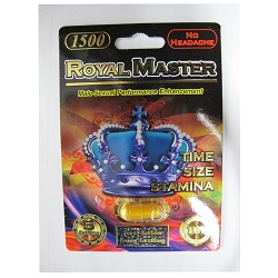 Royal Master Performance Supplement