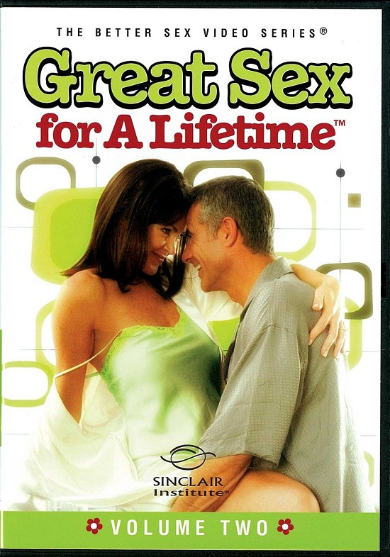 Great Sex For A Lifetime Dvd 2