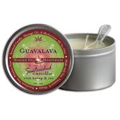 Round Candles Guavalava  6.8oz