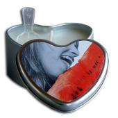 Edible Heart Candles Watermelon 4.7oz