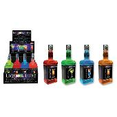 HP-LIQUOR LUBE ASSORTED DISPLAY-16 PCS/4OZ