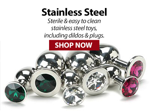Stainless Steel Sex Toys