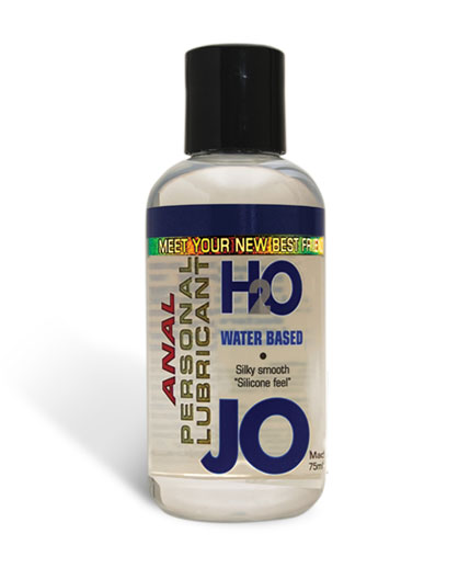 The Slick on JO Lubricant's Water-Based Anal Lube