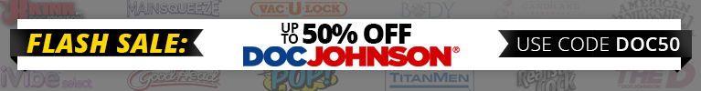 Up to 50% Off Doc Johnson