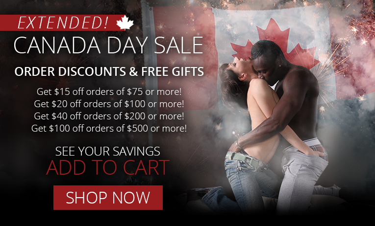Make Your Own Fireworks: Canada Day Sale
