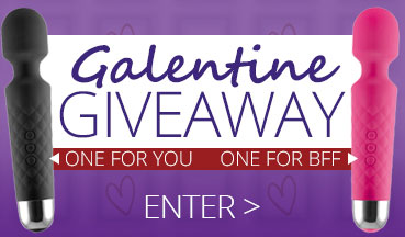 Enter to Win Two Satisfy Pleasure Wands!