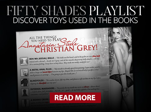 The Fifty Shades Playlist