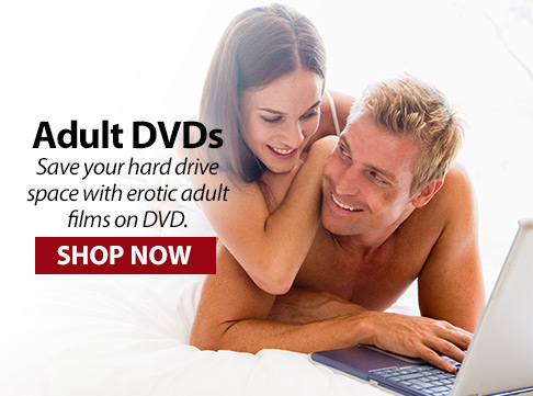Adult DVD's
