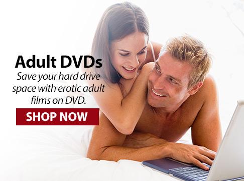 Adult DVD's