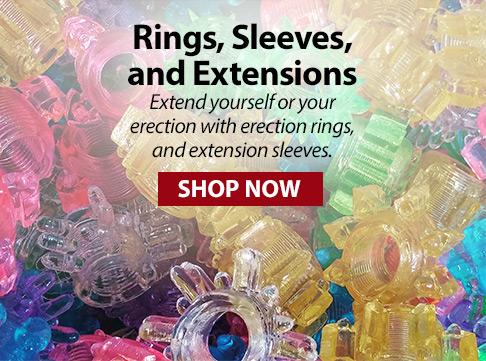 Rings, Sleeves & Extensions