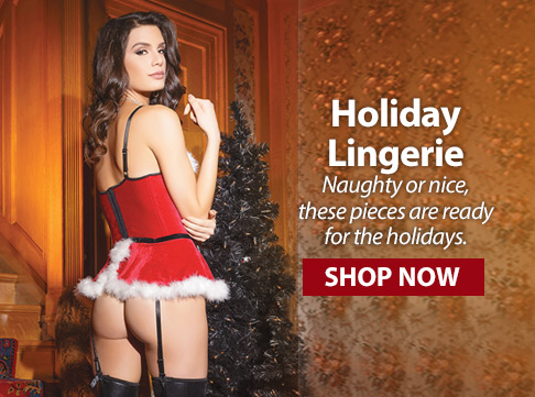 Holiday Lingerie