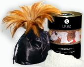 Shunga Sweet Snow Sensual Body Powder - Blazing Cherry