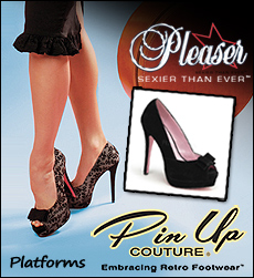 PINUP COUTURE Platforms