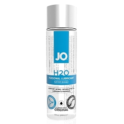 JO H2O Water Based Lubricant - 8oz