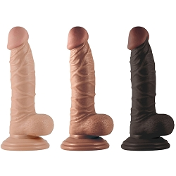 Real Lifelike 7 inch Dildo (CLEARANCE)