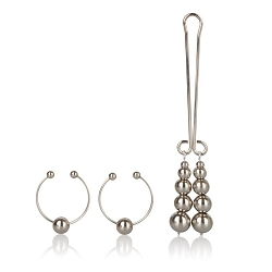 Nipple & Clitoral body Jewelry Silver