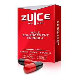 ZUICE For Men 10 Male Enhancement Capsules